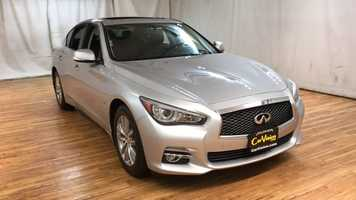 Free download 2014 INFINITI Q50 AWD NAVIGATION MOONROOF REAR CAMERA video and edit with RedcoolMedia movie maker MovieStudio video editor online and AudioStudio audio editor onlin