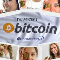 Free download Accepting Bitcoin, Ethereum, and Dogecoin at Comfydent Smiles video and edit with RedcoolMedia movie maker MovieStudio video editor online and AudioStudio audio editor onlin