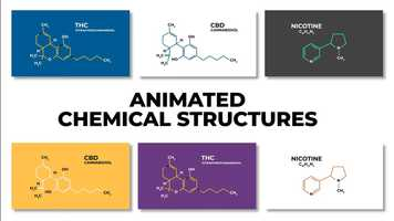 Free download Animated Chemical Structures After Effects Templates video and edit with RedcoolMedia movie maker MovieStudio video editor online and AudioStudio audio editor onlin
