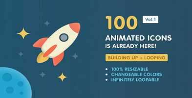 Free download Ballicons Vol.1  100 animated icons | After Effects Project Files - Videohive template video and edit with RedcoolMedia movie maker MovieStudio video editor online and AudioStudio audio editor onlin
