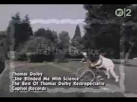 Free download Blinded Me With Science by Thomas Dolby video and edit with RedcoolMedia movie maker MovieStudio video editor online and AudioStudio audio editor onlin