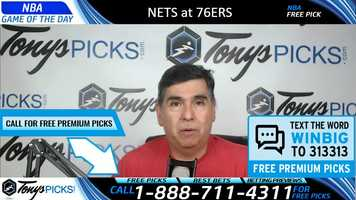 Free download Brooklyn Nets vs Philadelphia 76ers 3/28/2019 Picks Predictions video and edit with RedcoolMedia movie maker MovieStudio video editor online and AudioStudio audio editor onlin