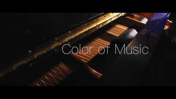 Free download Color of Music video and edit with RedcoolMedia movie maker MovieStudio video editor online and AudioStudio audio editor onlin