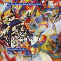 Free download Composition VII by Kandinsky video and edit with RedcoolMedia movie maker MovieStudio video editor online and AudioStudio audio editor onlin