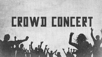 Free download Crowd Concert | Apple Motion Files video and edit with RedcoolMedia movie maker MovieStudio video editor online and AudioStudio audio editor onlin