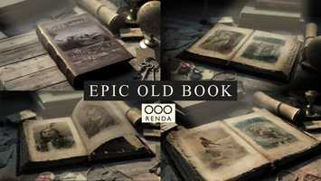 Free download Epic Old Book | After Effects Project Files - Videohive template video and edit with RedcoolMedia movie maker MovieStudio video editor online and AudioStudio audio editor onlin