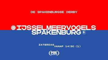 Free download FOX SPORTS I SPAKENBURGSE DERBY video and edit with RedcoolMedia movie maker MovieStudio video editor online and AudioStudio audio editor onlin