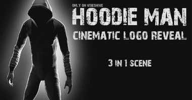 Free download Hoodie Man - Cinematic Logo Reveal 3 in 1 | After Effects Project - Envato elements video and edit with RedcoolMedia movie maker MovieStudio video editor online and AudioStudio audio editor onlin