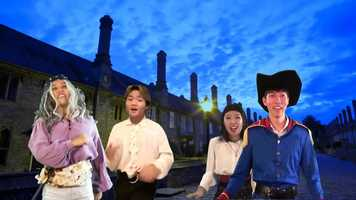 Free download HOT Education Orvis Young Voices in The Pirates of Penzance video and edit with RedcoolMedia movie maker MovieStudio video editor online and AudioStudio audio editor onlin