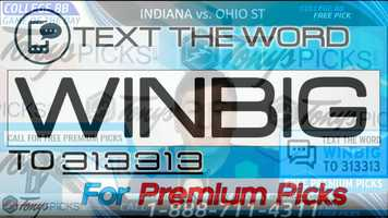 Free download Indiana Hoosiers vs. Ohio State Buckeyes 3/14/2019 Picks Predictions video and edit with RedcoolMedia movie maker MovieStudio video editor online and AudioStudio audio editor onlin