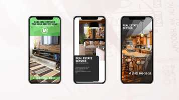 Instagram Real Estate Stories After Effects Templates