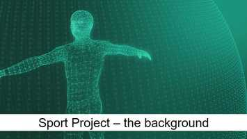 Free download Introduction to the Sport Project video and edit with RedcoolMedia movie maker MovieStudio video editor online and AudioStudio audio editor onlin