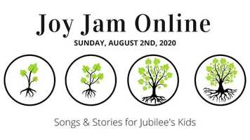 Free download Joy Jam Online - August 2, 2020 video and edit with RedcoolMedia movie maker MovieStudio video editor online and AudioStudio audio editor onlin