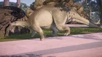 Free download Jurassic World Evolution Isla Sorna My Campaign Park Trailer video and edit with RedcoolMedia movie maker MovieStudio video editor online and AudioStudio audio editor onlin