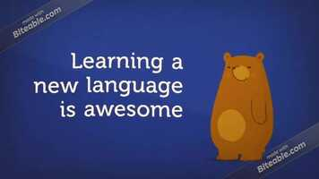 Free download Learning a new language tips. video and edit with RedcoolMedia movie maker MovieStudio video editor online and AudioStudio audio editor onlin