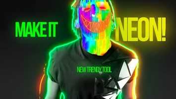 Free download Make It Neon | After Effects Project Files - Videohive template video and edit with RedcoolMedia movie maker MovieStudio video editor online and AudioStudio audio editor onlin