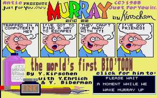 Free download Murray and Me - A biotoon for the Atari ST video and edit with RedcoolMedia movie maker MovieStudio video editor online and AudioStudio audio editor onlin