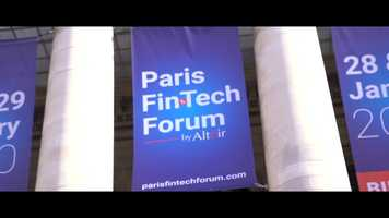 Free download Paris FinTech Forum 2020 Summary video and edit with RedcoolMedia movie maker MovieStudio video editor online and AudioStudio audio editor onlin