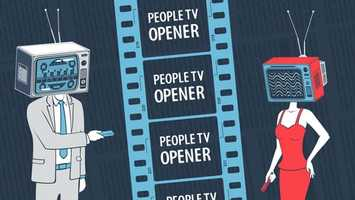 Free download People TV Opener | After Effects Project Files - Videohive template video and edit with RedcoolMedia movie maker MovieStudio video editor online and AudioStudio audio editor onlin