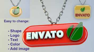 Free download Realistic Chain Hanging Text | Cinema 4D Templates - Videohive video and edit with RedcoolMedia movie maker MovieStudio video editor online and AudioStudio audio editor onlin