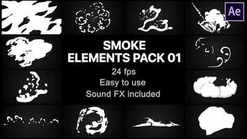 Free download Smoke Elements Pack 01 | After Effects Project Files - Videohive template video and edit with RedcoolMedia movie maker MovieStudio video editor online and AudioStudio audio editor onlin