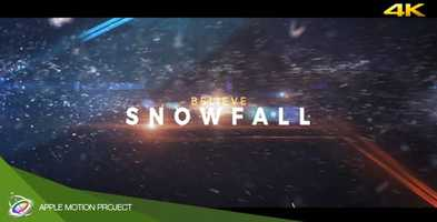 Free download Snowfall - Dramatic Trailer Apple Motion | Apple Motion Files video and edit with RedcoolMedia movie maker MovieStudio video editor online and AudioStudio audio editor onlin