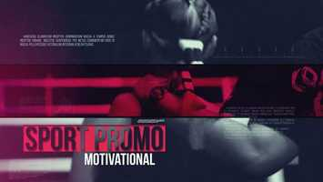 Free download Sport Promo Motivational | After Effects Project Files - Videohive template video and edit with RedcoolMedia movie maker MovieStudio video editor online and AudioStudio audio editor onlin