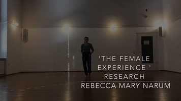 Free download The Female Experience video and edit with RedcoolMedia movie maker MovieStudio video editor online and AudioStudio audio editor onlin