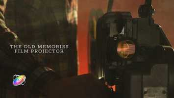 Free download The Old Memories - Film Projector | Apple Motion Files video and edit with RedcoolMedia movie maker MovieStudio video editor online and AudioStudio audio editor onlin