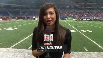 Free download Tina Nguyen Sports Demo Reel 2019 video and edit with RedcoolMedia movie maker MovieStudio video editor online and AudioStudio audio editor onlin