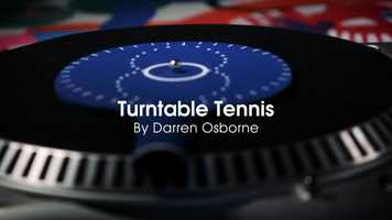Free download Turntable Tennis video and edit with RedcoolMedia movie maker MovieStudio video editor online and AudioStudio audio editor onlin