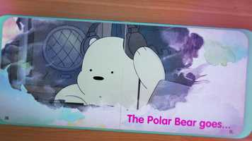 Free download We Bare Bears - Story Book 30 Secs. video and edit with RedcoolMedia movie maker MovieStudio video editor online and AudioStudio audio editor onlin