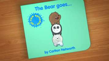 Free download We Bare Bears - Story Book 60 Secs. video and edit with RedcoolMedia movie maker MovieStudio video editor online and AudioStudio audio editor onlin