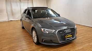 Free download 2017 Audi A3 e-tron 1.4T Premium MEDIA SCREEN MOONROOF REAR CAMERA #Carvision video and edit with RedcoolMedia movie maker MovieStudio video editor online and AudioStudio audio editor onlin