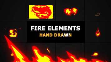 Free download 2D FX Fire Elements After Effects Templates video and edit with RedcoolMedia movie maker MovieStudio video editor online and AudioStudio audio editor onlin