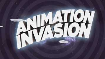 Free download Animation Invasion video and edit with RedcoolMedia movie maker MovieStudio video editor online and AudioStudio audio editor onlin