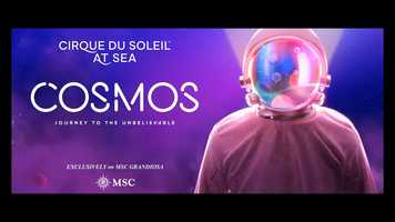 Free download Cirque du Soleil onboard MSC Grandiosa video and edit with RedcoolMedia movie maker MovieStudio video editor online and AudioStudio audio editor onlin