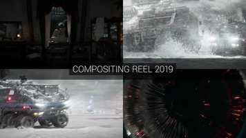 Free download Compositing reel 2019 video and edit with RedcoolMedia movie maker MovieStudio video editor online and AudioStudio audio editor onlin