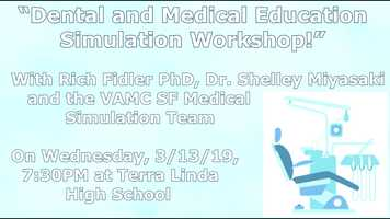 Free download Dental and Medical Simulation Workshop Teaser video and edit with RedcoolMedia movie maker MovieStudio video editor online and AudioStudio audio editor onlin