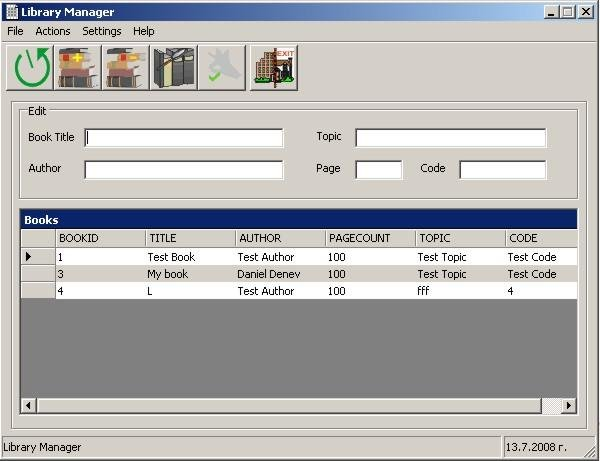 Freeware library management software download