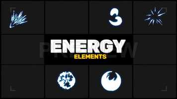 Free download Energy Bursts Pack Stock Motion Graphics video and edit with RedcoolMedia movie maker MovieStudio video editor online and AudioStudio audio editor onlin