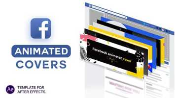 Free download Facebook Animated Covers | After Effects Template video and edit with RedcoolMedia movie maker MovieStudio video editor online and AudioStudio audio editor onlin