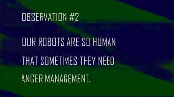 Free download OUR ROBOTS ARE SO HUMAN PART #2 video and edit with RedcoolMedia movie maker MovieStudio video editor online and AudioStudio audio editor onlin