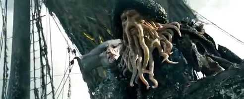 Free download Pirates Of The Caribbean Dead Mans Chest | Trailer video and edit with RedcoolMedia movie maker MovieStudio video editor online and AudioStudio audio editor onlin