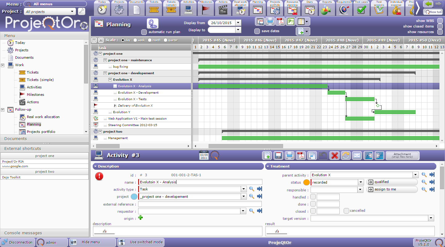 download open source project management software