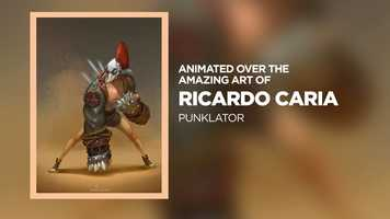 Free download Punklator - Ricardo Caria video and edit with RedcoolMedia movie maker MovieStudio video editor online and AudioStudio audio editor onlin