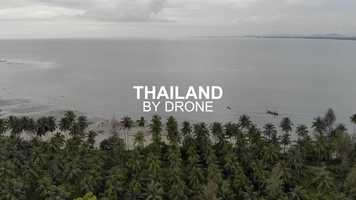 Free download Thailand - By drone video and edit with RedcoolMedia movie maker MovieStudio video editor online and AudioStudio audio editor onlin