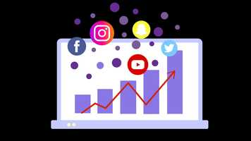 Free download The Growth of Social Media video and edit with RedcoolMedia movie maker MovieStudio video editor online and AudioStudio audio editor onlin