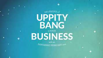 Free download Uppity Bang this Fantasmic February (UK Version) video and edit with RedcoolMedia movie maker MovieStudio video editor online and AudioStudio audio editor onlin