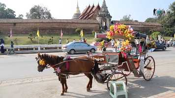 Free download Wat Phra That Lampang Luang, Thailand video and edit with RedcoolMedia movie maker MovieStudio video editor online and AudioStudio audio editor onlin